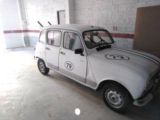 Renault r4 1989 CAMBIO X UTILITARIO PEQUEÑO