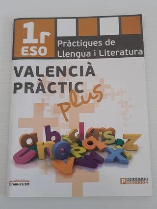 Libro valenciano 1 ESO