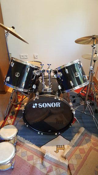 batería Sonor special edition