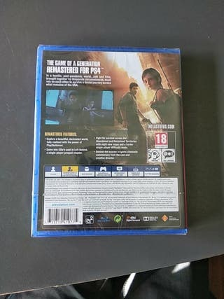 The Last of Us Remastered - PS4 (English version)