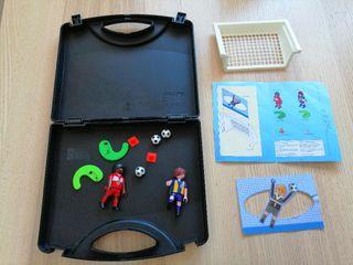 Maletín Playmobil