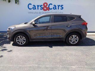 Hyundai Tucson 1.7CRDI BD 25A 4x2 115