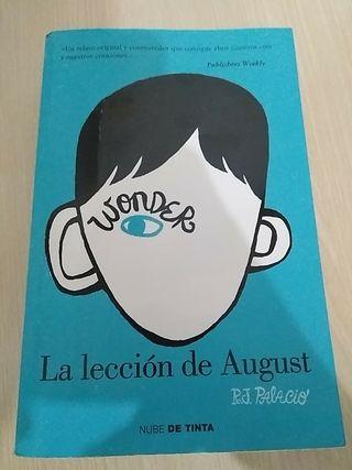 La lección de August (WONDER)