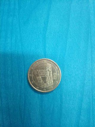 Moneda 10 céntimos (Austria)