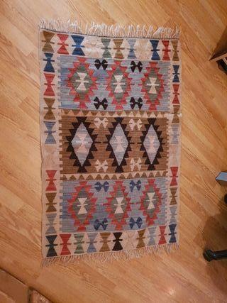 kilim turca alfombra