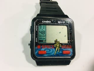 Reloj Casio juego GH-17,game watch,nintendo, sega,