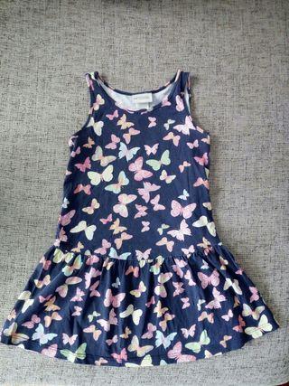 Vestido niña, talla 2-4 años