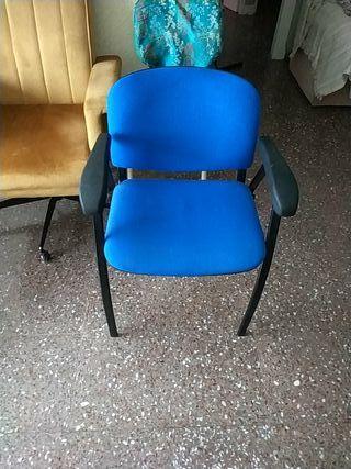 silla de escritorio salón o exterior