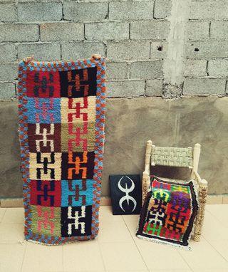 Alfombra artesanal bereber
