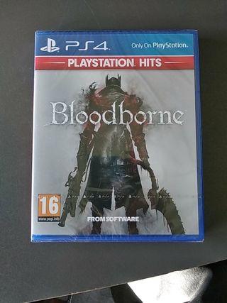 Bloodborne - PS4 (English version)