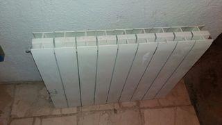 radiador para gas de pared