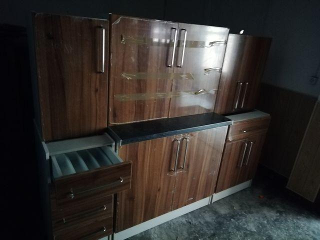 Muebles cocina de segunda mano por 155 € en Sevilla en WALLAPOP