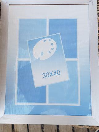 marcos de fotos 30x40