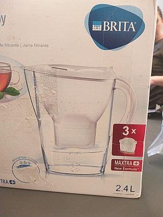 brita .filtro de agua