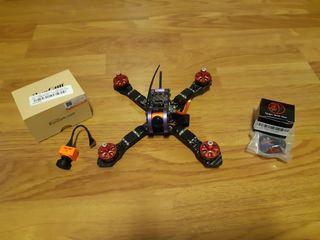 Dron de Carreras Realacc Purpura