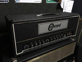 Amplificador Concord AF-125 años 70 holandes