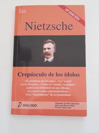 Libros Filosofía 2 de Bach