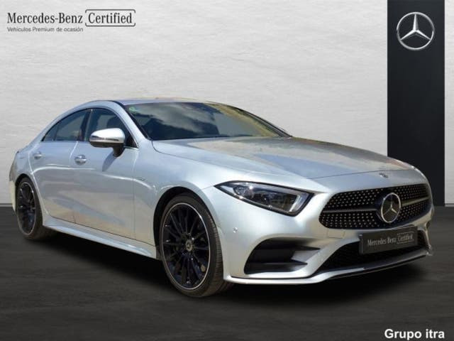 MERCEDES-BENZ Clase CLS CLS 450 4Matic Edition 1 (EURO 6d-TEMP)