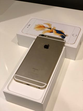 iPhone 6s Plus Oro