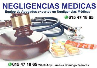 Abogado Negligencias Médicas.