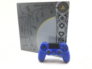 Sony Ps4 Pro 1000 God Of War Edition E785933-0