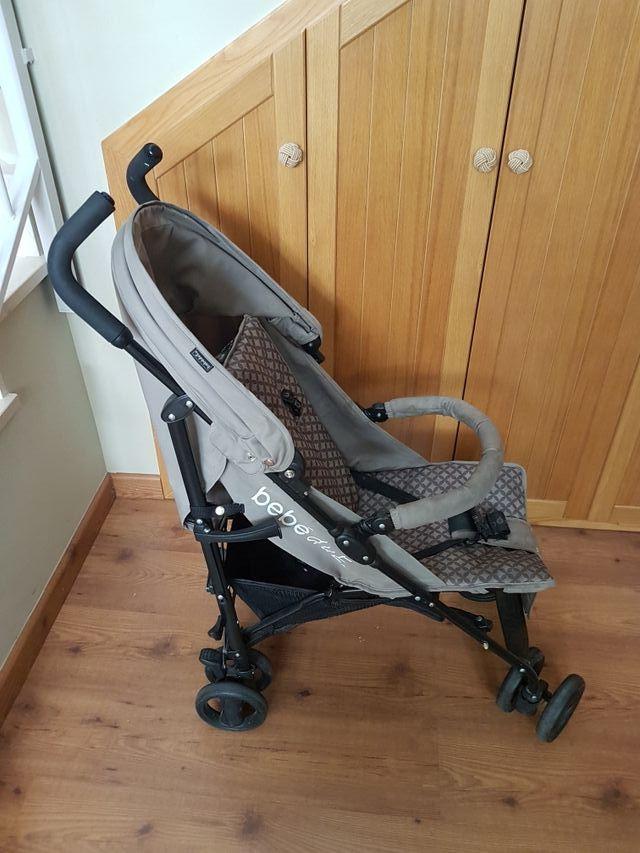 Silla de paseo Bebe Due