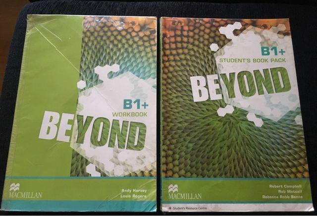INGLÉS BEYOND B1+ Ed McMillan