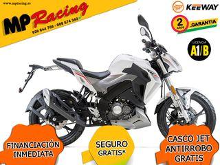 MOTO KEEWAY RKF 125