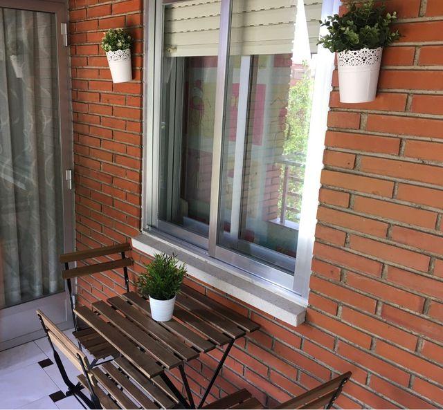 Mesa y sillas terraza ikea