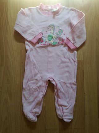 pelele bebe talla 6 meses marca yatsi