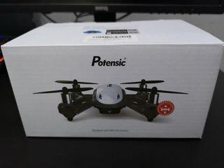 Drone con Cámara WIFI + 2 baterías