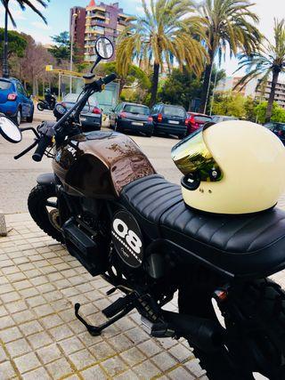 Bmw k 75 Scrambler , cafe racer