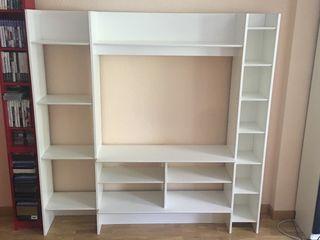 Estante TV/Biblioteca