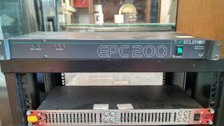 Procesador Ecler EPC 200