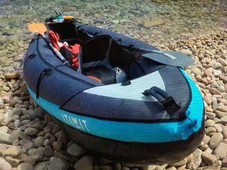 Kayak itiwit 2 adultos 1 niño