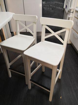 Sillas altas Ikea