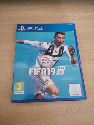 FIFA19 Ps4 negociable