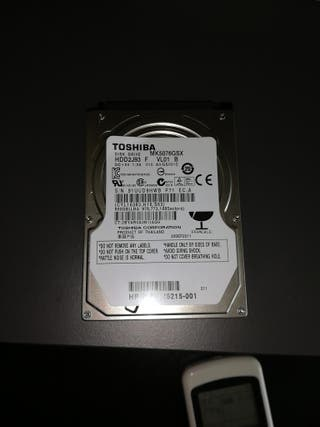 disco duro para portátil 500gb toshiba