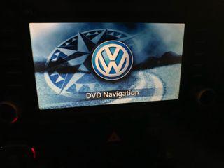 Radio original Volkwagen touareg 2006