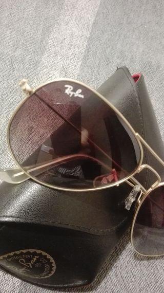 5fd1311587 Gafas vintage aviador de segunda mano en WALLAPOP