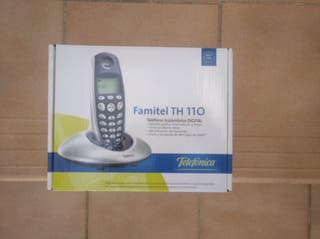 Teléfono inalámbrico DIGITAL