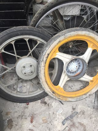 ruedas traseras vespino