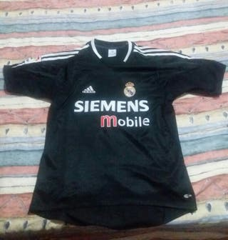 Camiseta Real Madrid retro
