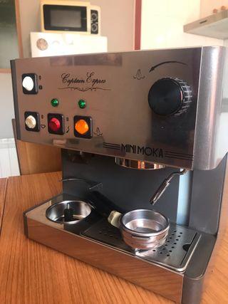 Cafetera exprés Mini Moka Captain Expres