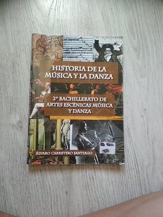 Historia de la música y de la danza 2 Bachillerato