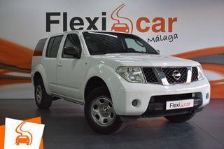 Nissan Pathfinder 2.5 dCi (174CV) XE, 7 plazas