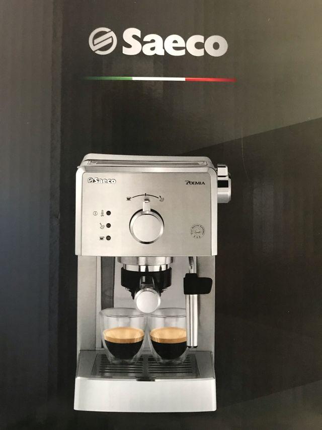 Cafetera Saeco Espresso Poemia