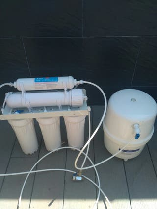 Filtro de Agua Osmosis inversa