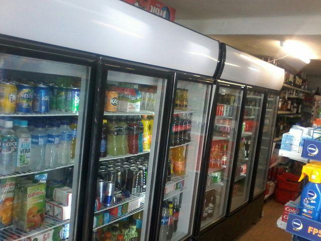 Nevera bebidas 3 puertas - fridge