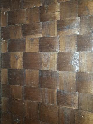 Biombo madera